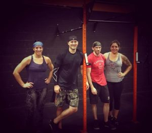Team T2CrossFit Black