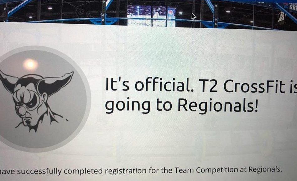 Oh, We're Going To …. Regionals!