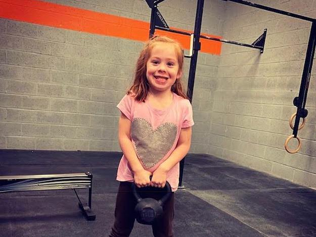 T2 CrossFit Kids' Athlete of the Month – November, And Loads Of Other Stuff