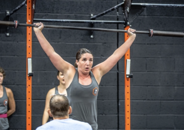 Introducing Melinda Boyd – Athlete Of The Month And Great Workout Partner