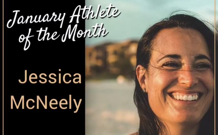 T2 Athlete Of The Month – January 2019 – Jessica McNeely