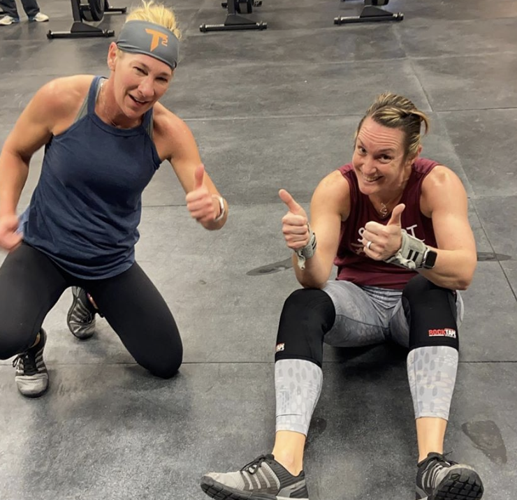 T2 CrossFit Athlete Of The Month January: Corrine White